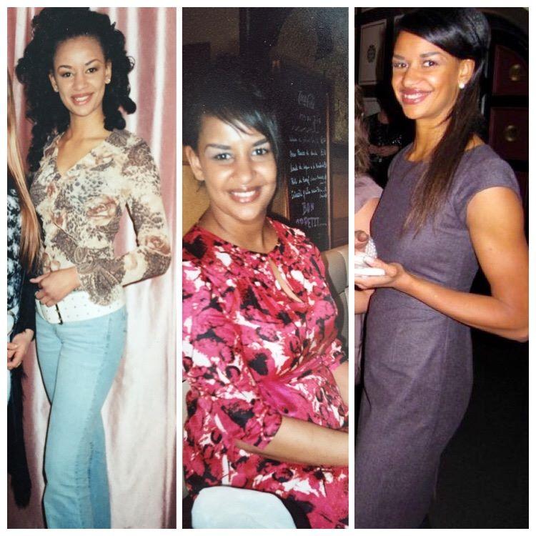 Monenlaista tylliä mahtuu näihin vuosiin. Vuodet, 2001 opiskelu aikaa, 2005 rouva tyyliä, ja 2010 Fitnestä ja jotain sinne päin.