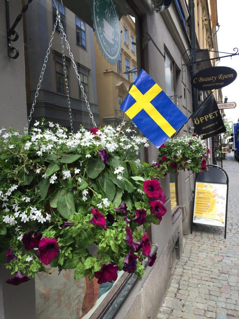 Heja Sverige!!!