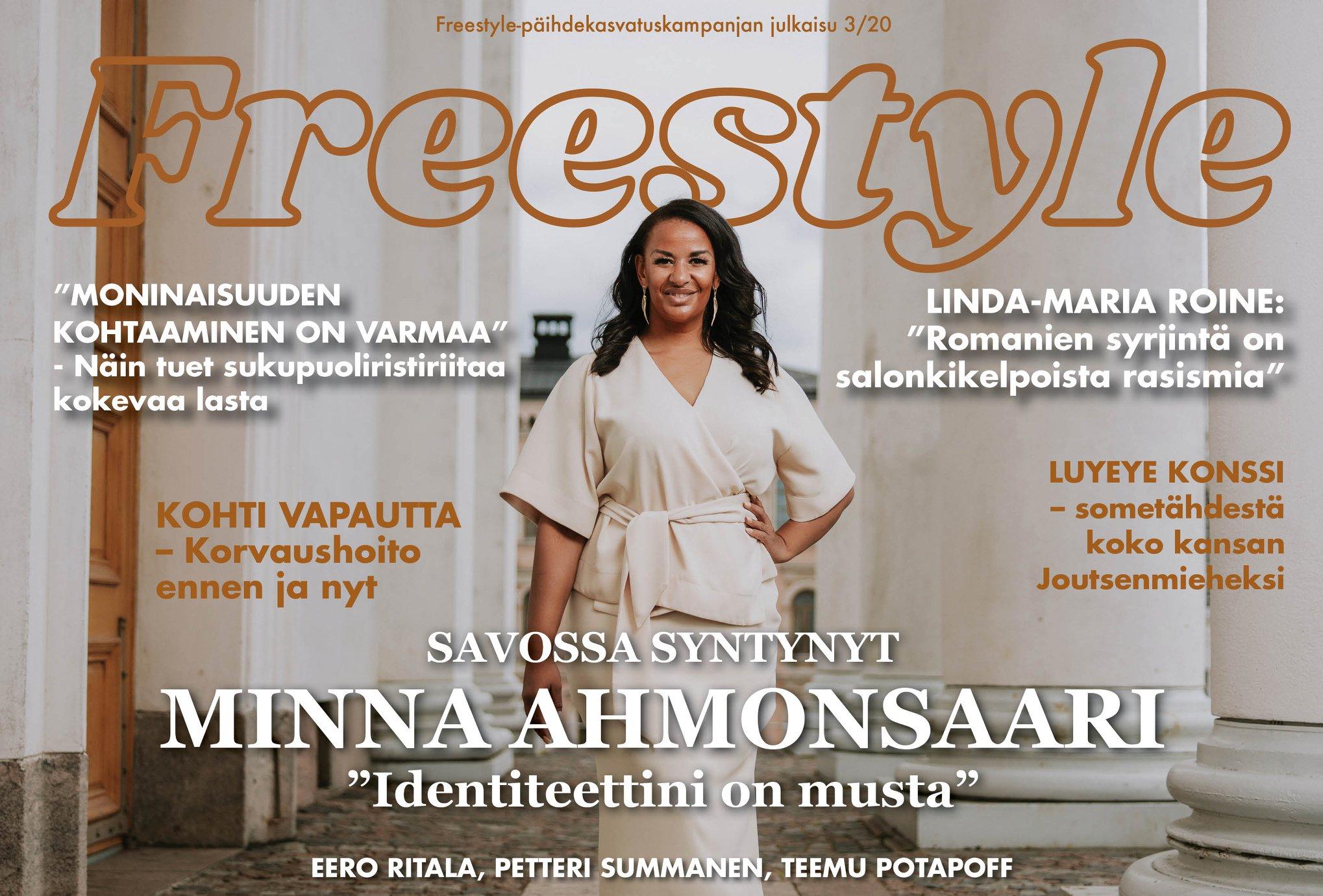 Minna Ahmonsaari