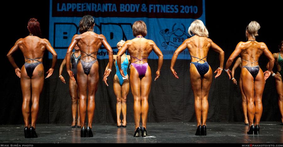 Minna Ahmonsaari Fitnesskuvia